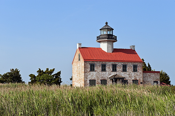 East Point Photograph - East Point Lighthouse by John Greim