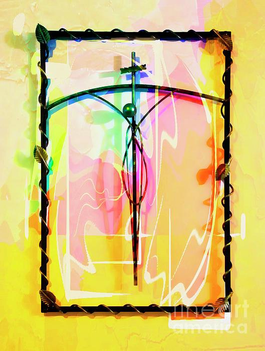 Jesus Photograph - Easter Remembrance by Al Bourassa