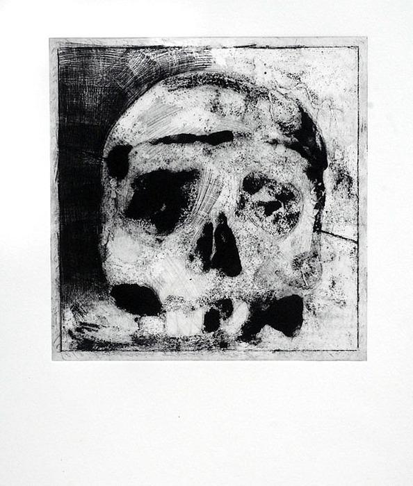 Dead Print - Epistolario Estampa by Fran Torrecilla