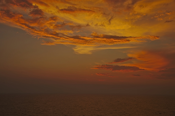 Nature Photograph - From The Ship by Cendrine Marrouat