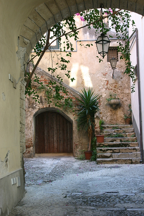 Italy Photograph - Hide Away by Dennis Curry