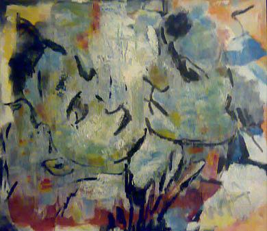 I Need You Painting by Talal  Ghadban