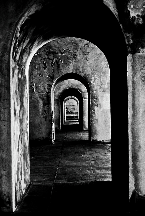 Labyrinth Photograph - Labyrinth by Grebo Gray