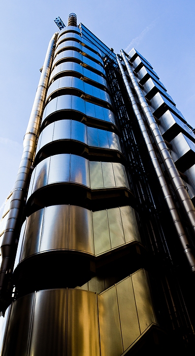Lloyd Photograph - Lloyds Of London  by David Pyatt