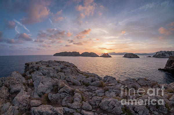 Mallorca Photograph - Malgrats Islands by Hans- Juergen Leschmann