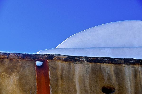 Andrea Gereffi Photograph - Mission San Jose De Tumacacori by DRK Studios