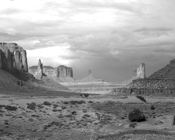 Monument Valley Photograph - Monument Valley Afternoon by Troy Montemayor