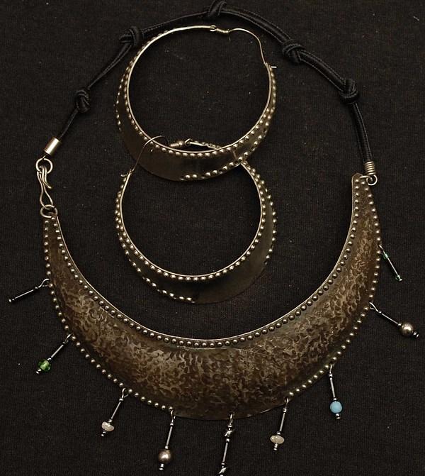 Necklace  Jewelry by Anna Pavlenishvili