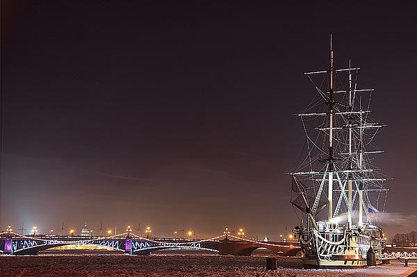 Night Photograph - Night by Vadim Grabbe