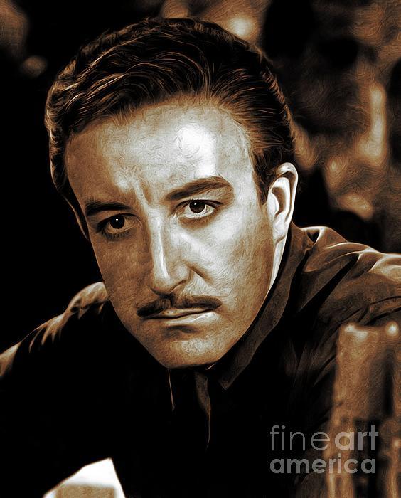 Peter Painting - Peter Sellers, Actor by John Springfield
