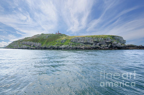 Puffin Island Photograph - Puffin Island by Steev Stamford