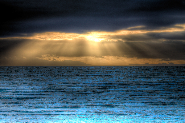 Rays Photograph - Rays Of Light 2 by Naman Imagery