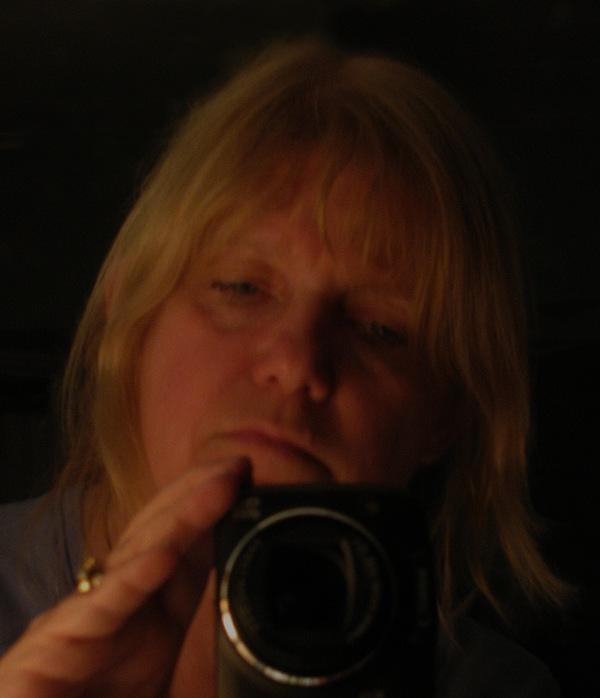 Self Portrait Photograph by Nancie Johnson
