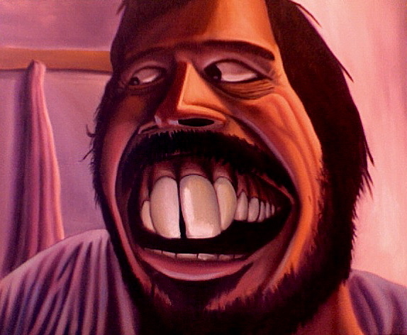 Portrait Painting - Self Portrait by Robert  Nugent