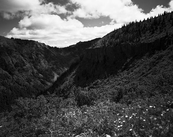 Nature Photograph - Silver Star Mountain by Benjamin Garvey