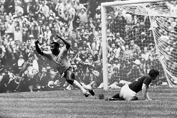 1970 Photograph - Soccer: World Cup, 1970 by Granger