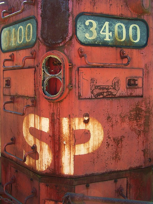 Train Photograph - Still by Joseph Norvell