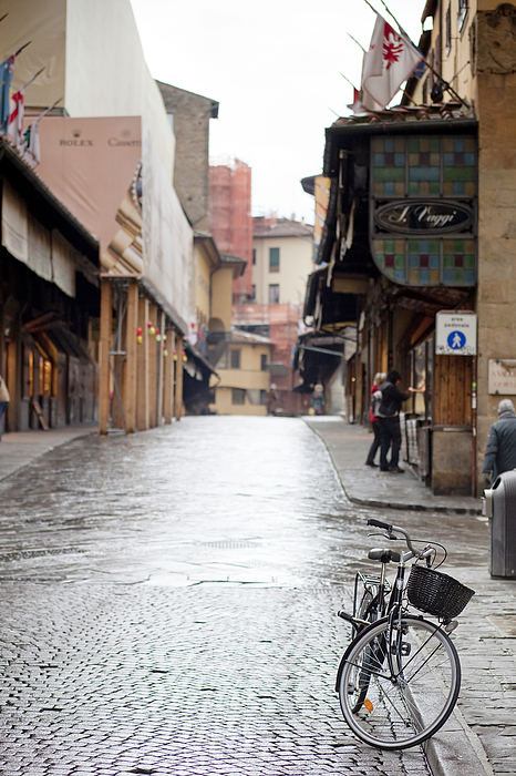 Streets Of Florence Photograph by Andre Goncalves