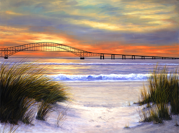 Robert Moses Bridge Painting