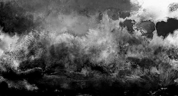 Storm Digital Art - The Storm by Wolfgang Schweizer