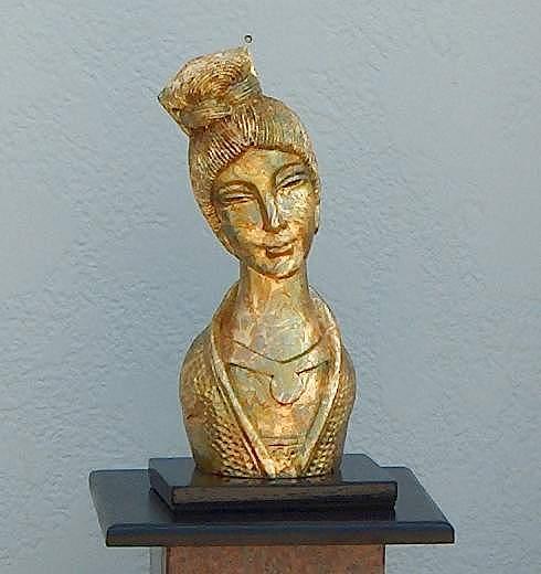 Sculpture Sculpture - Untitled by Richard Beau Lieu