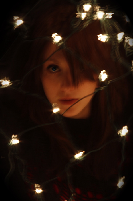 Lights Photograph - Untitled by Xn Tyler