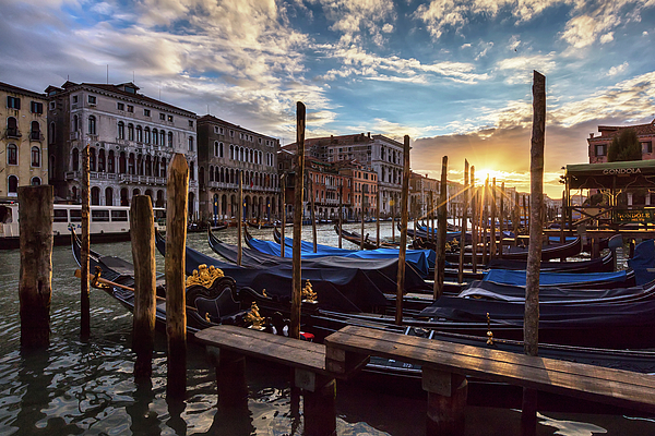 Italy Photograph - Venice by Evgeni Dinev
