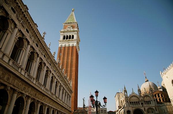 Venice Photograph - Venice by Louise Fahy