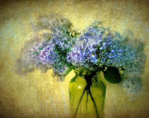 Flowers Photograph - Vintage Lilac by Jessica Jenney