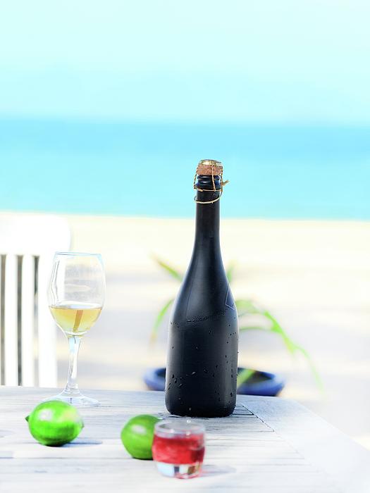 Banquet Photograph - Wine  by MotHaiBaPhoto Prints
