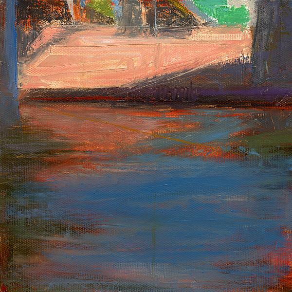 Bridge Painting - Rcnpaintings.com by Chris N Rohrbach