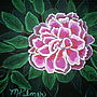Flower Painting - Flower by Margaret Palmer