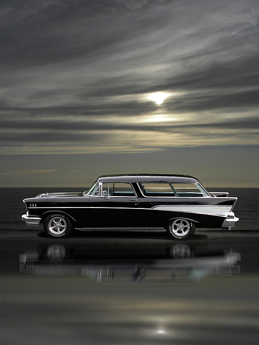 Car Photograph - 1713 by Peter Holme III