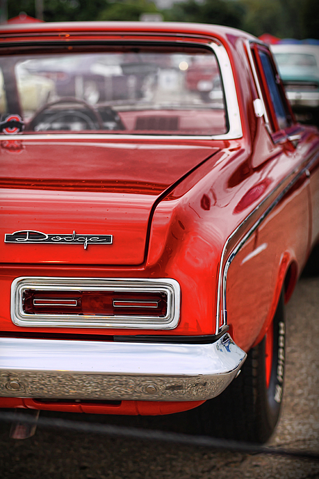 1963 Photograph - 1963 Dodge 426 Ramcharger Max Wedge by Gordon Dean II