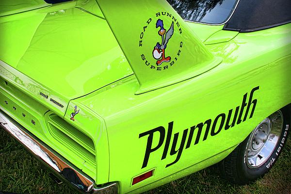 1970 Photograph - 1970 Plymouth Superbird by Gordon Dean II