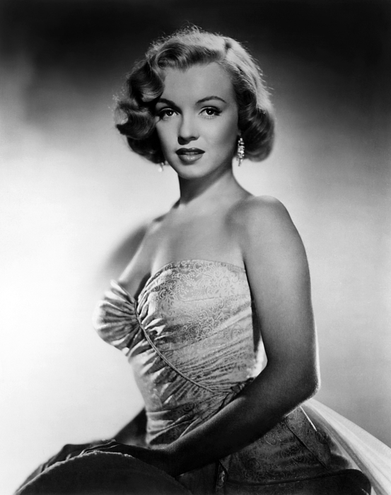 1950 Movies Photograph - All About Eve, Marilyn Monroe, 1950 by Everett