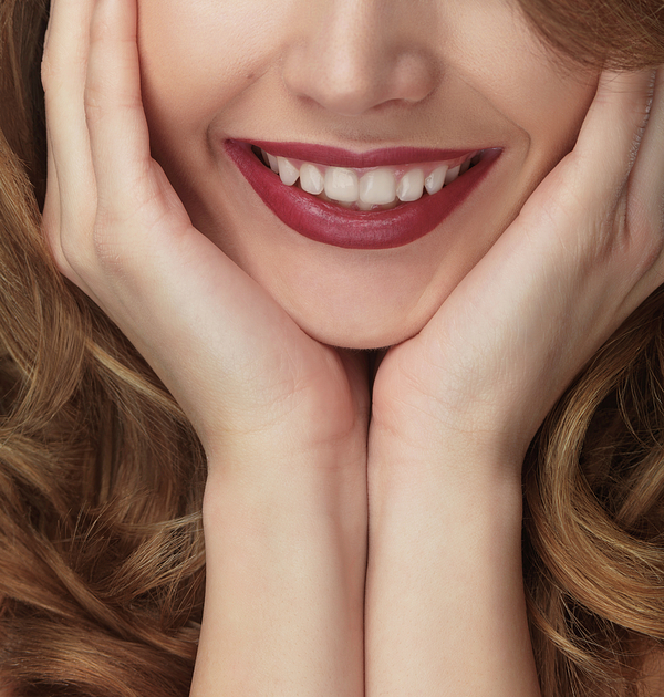 Smile Photograph - Beautiful Young Smiling Woman by Oleksiy Maksymenko