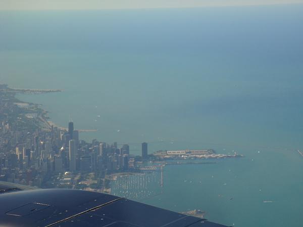 Chicago Photograph by Oksana Franklin