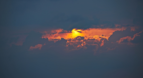 Sunrise Photograph - From The Ship by Cendrine Marrouat