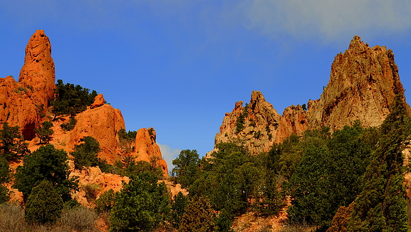 Garden Of The Gods Photograph - Garden Of The Gods by Patrick  Short