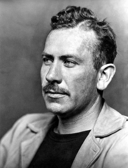 1940 Photograph - John Steinbeck (1902-1968) by Granger