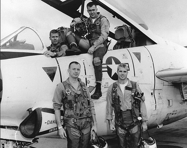 1960s Photograph - Lieutenant Commander John S. Mccain by Everett
