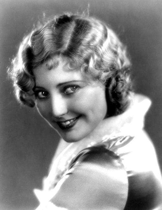 1930s Portraits Photograph - Thelma Todd, Portrait Ca. 1935 by Everett