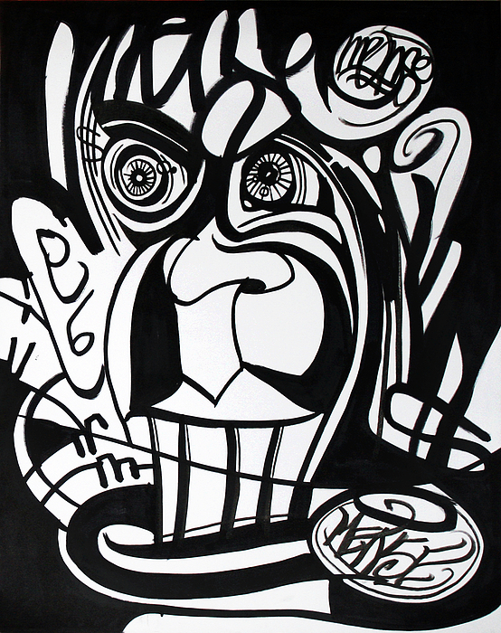 Jake Messing Drawing - untitled by Jake Messing