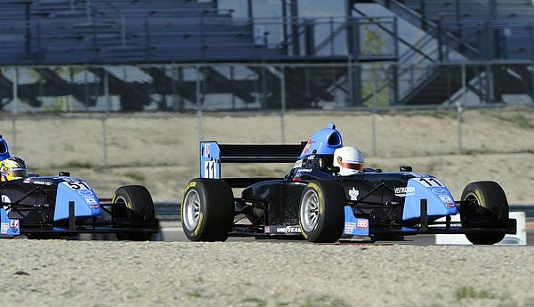 Formula Racing Photograph - Utah Grand Prix by Dennis Hammer