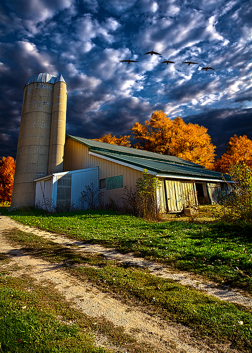 Horizons Photograph - Wisconsin Life by Phil Koch