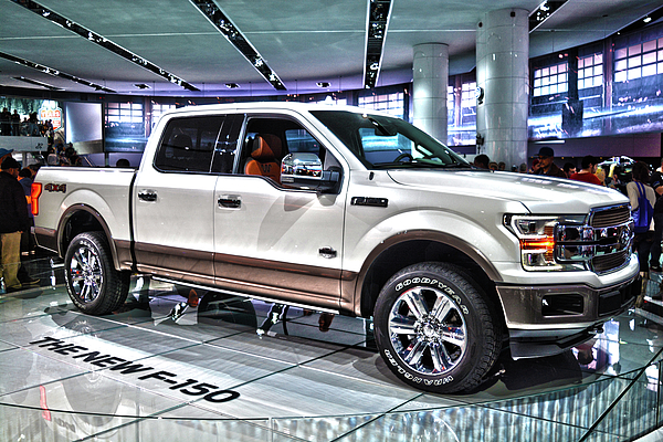 2018 ford f 150 king ranch photograph by adam kushion. Black Bedroom Furniture Sets. Home Design Ideas