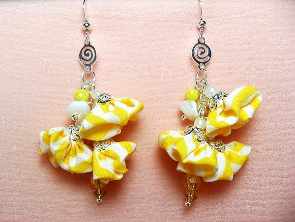 Handmade Jewelry - Earrings by Gorean Olga