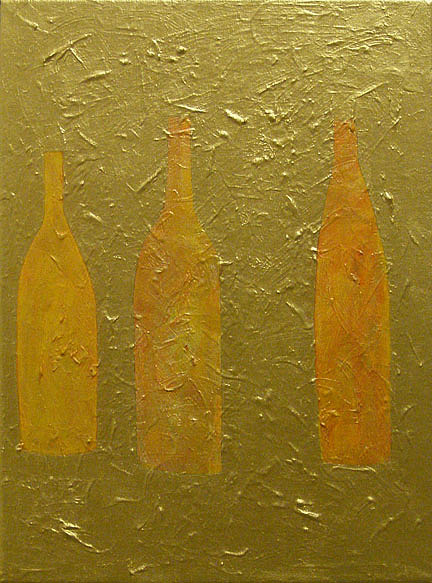 Still Life Painting - Untitled by Alexander Motyl
