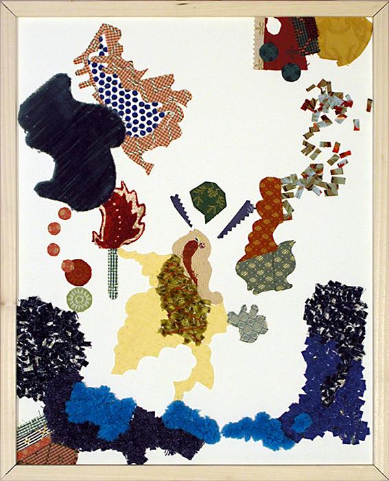 Untitled Painting by Rosario Memoli